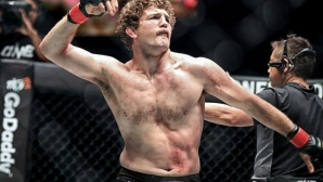 Бен Аскърн готов да спаси UFC 233