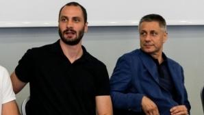 Радостин Стойчев: Надявам се скоро отново да работя в Италия