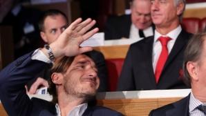В Рома са щастливи от жребия за 1/8-финалите на ШЛ