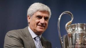 Шеф на Атлетико: Кристиано Роналдо е още един играч, ние също си имаме оръжия