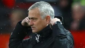 Ман Юнайтед трябва да плати огромни компенсации, ако уволни Моуриньо