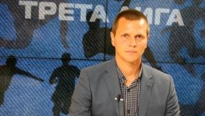 Караматев пред Sportal.bg: Поздравявам момчетата, никой не очакваше такъв полусезон