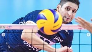 Курек се контузи, но Ники Пенчев спаси Онико и донесе победа (видео + снимки)