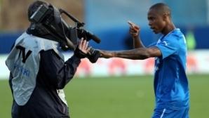 ФИФА заплаши Левски с отнемане на точки заради Дъстли Мюлдер