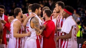 Олимпиакос с Везенков победи Барселона