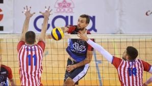 Виктор Йосифов и Монца много близо до 1/4-финал в Европа (снимки)