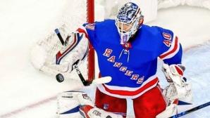 Александър Георгиев помогна за победа на Ню Йорк в НХЛ