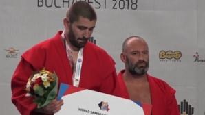 Община Стара Загора ще помага на световния вицешампион по бойно самбо Денислав Златев