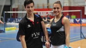 Трето място за смесената двойка Мария Мицова и Алекс Влаар в Турция