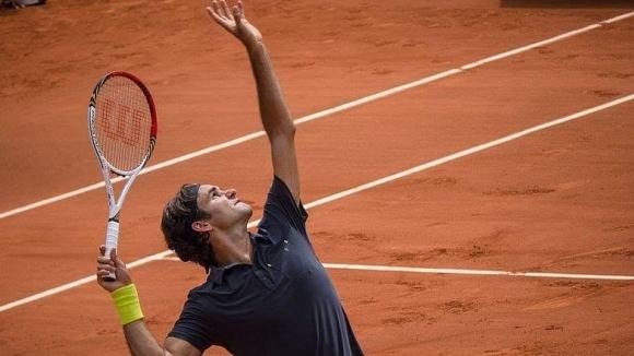Федерер обмисля да се пусне на клей през 2019-а