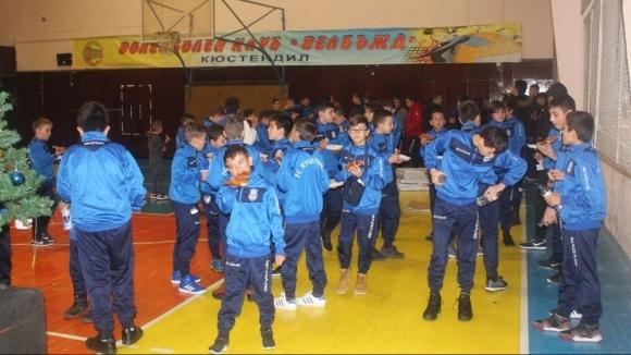 Кметът на Кюстендил уважи коледното тържество на академията на Коловати