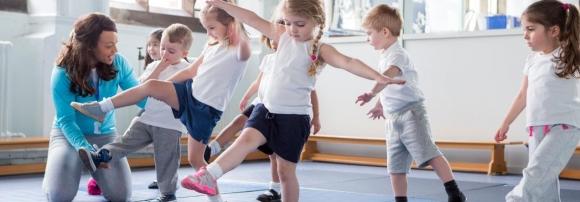 Къде е мястото на спорта в живота на децата