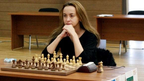 Антоанета Стефанова е 14-а в класирането на световното по шахмат
