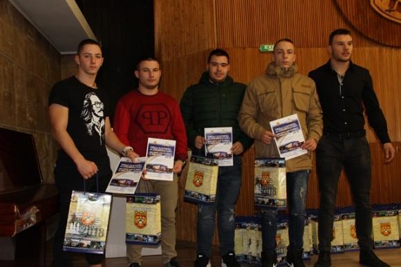 Кикбоксьор е Спортист на годината в Дупница