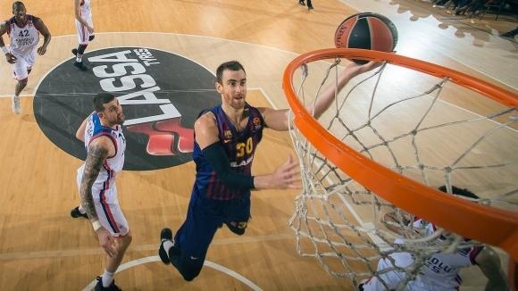 Барселона вече е с положителен баланс в Евролигата