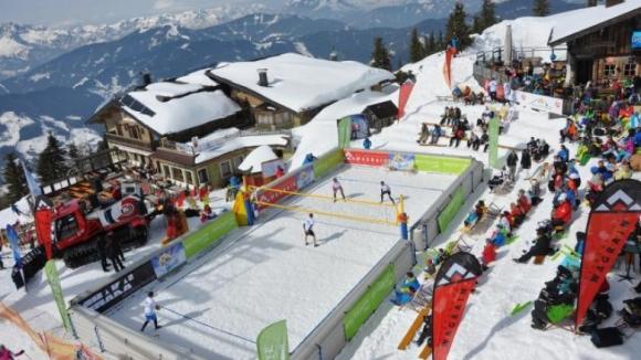 Готвят снежния волейбол за олимпийска дисциплина