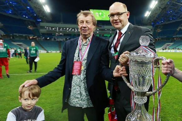 Президентът и спортният директор на Локомотив (Москва) напуснаха клуба