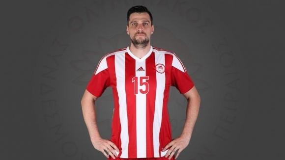 Тодор Алексиев отново е играч на Олимпиакос