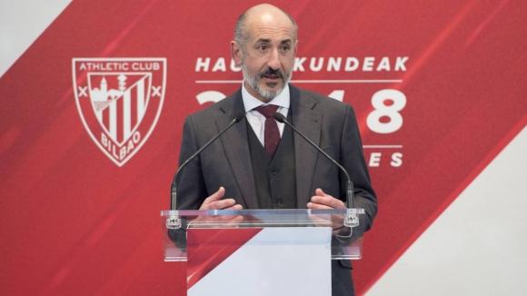 Атлетик Билбао има нов президент
