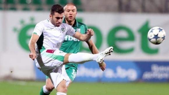 Ботев пробва да върне Педро Еуженио в България