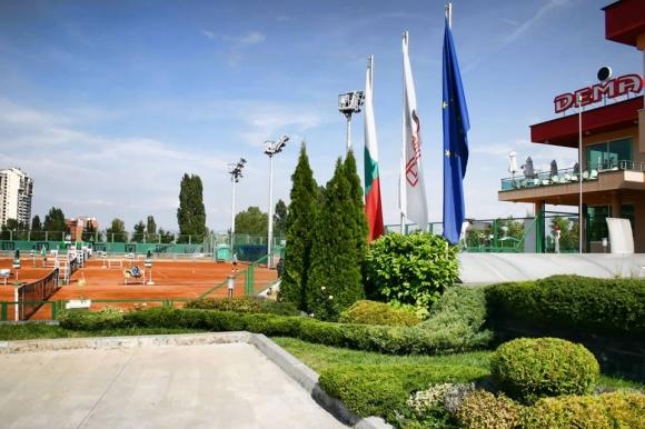 """Тенис комплекс """"Дема"""" приема любителските турнири на ITL"""