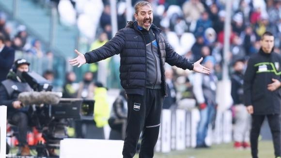 Треньорът на Самп: Подариха дузпа на Ювентус