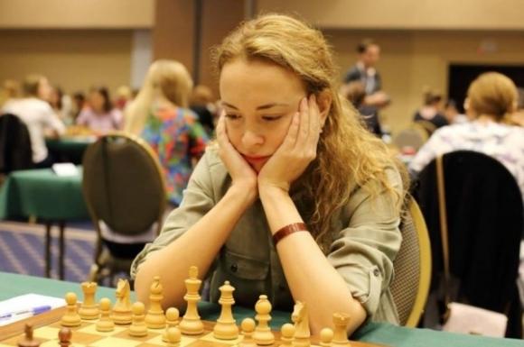 Антоанета Стефанова заема 33-о място след първия ден на световното първенство по блиц