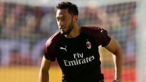 Чалханоолу не дава да се продума за раздяла с Милан