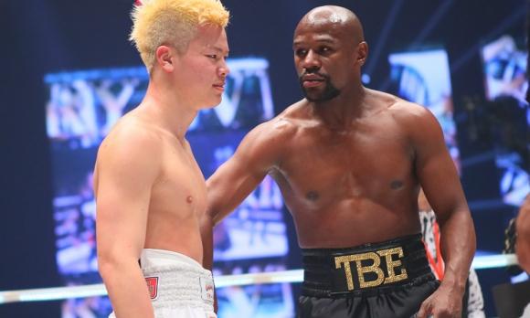 Флойд отсече: Повече няма да се бия в боксов мач