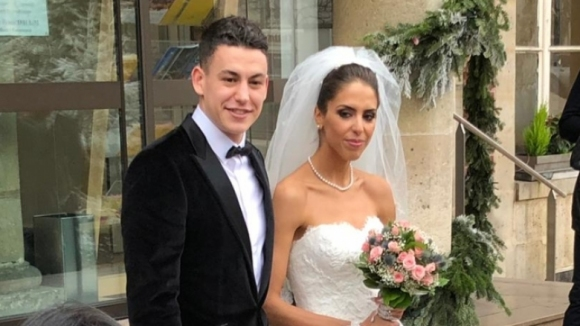 Сватбената приказка на Женя Гребенников (видео + снимки)