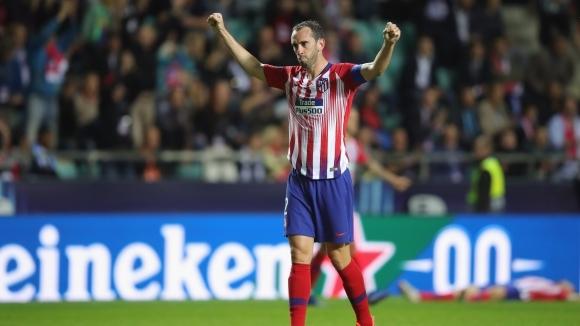 Атлетико рискува да изпусне капитана си за без пари през лятото