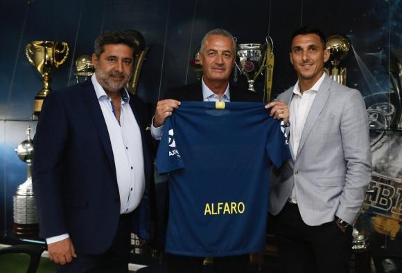 Бока Хуниорс привлече Густаво Алфаро за треньор