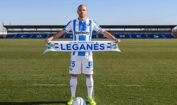 Леганес се подсили с датски национал
