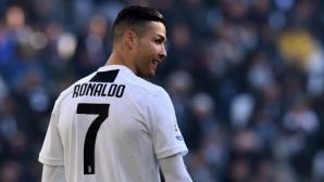 Роналдо: Ще сторя и невъзможното да донеса ШЛ на Юве