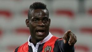 Президентът на Марсилия иска Балотели в отбора си