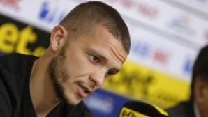 Ботев (Враца) потвърди трансфера на Юлиян Ненов в чужбина