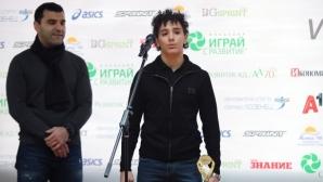 Едмонд Назарян: Ще направя всичко, за да спечеля злато на Олимпиадата през 2024 г.
