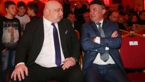 Министър Кралев: Продължаваме да инвестираме във футболна инфраструктура