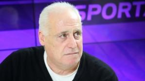 Обзорът на Джеки: легендата не спести нищо на ЦСКА-София, Левски, Лудогорец и родните звезди