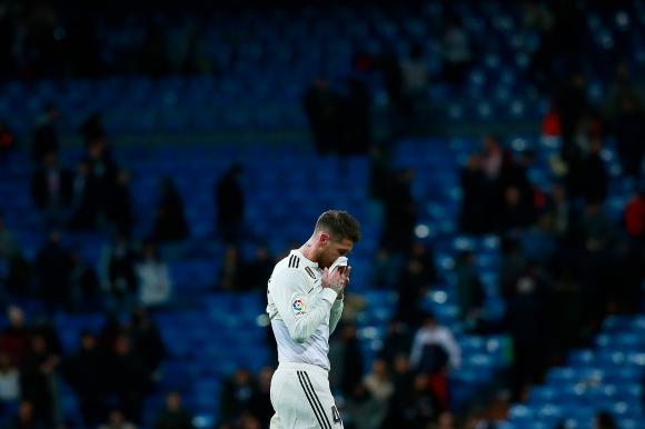 Реал Мадрид губи милиони от слаба посещаемост