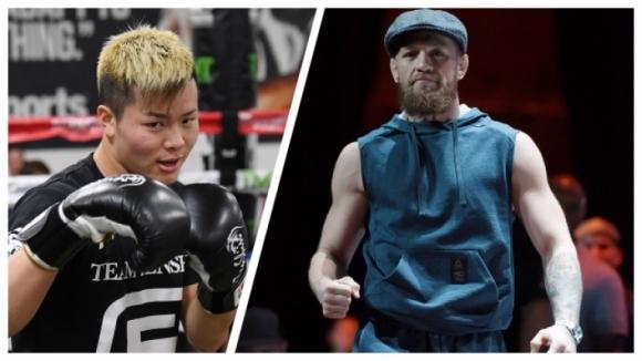 Макгрегър също иска да се бие с Насукава в Япония