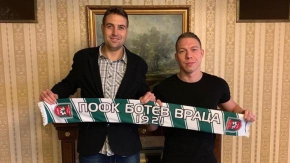 Ботев (Враца) привлече естонски национал