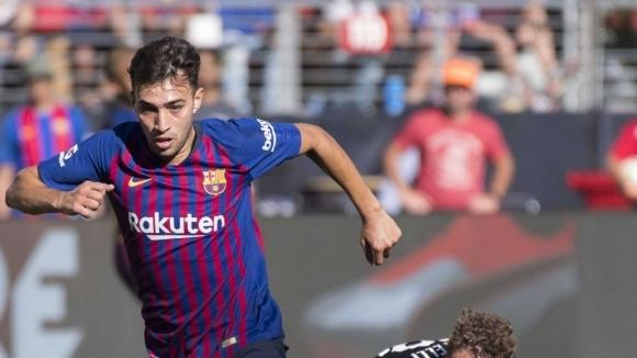 Мунир няма да играе повече за Барселона