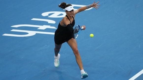 Мугуруса се отказа от турнира в Сидни