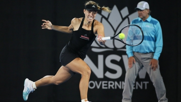 Кербер стигна 1/4-финалите в Сидни