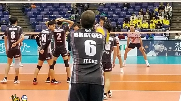 Валентин Братоев с 18 точки, ДжейТЕКТ с 9-а победа в Япония (видео)