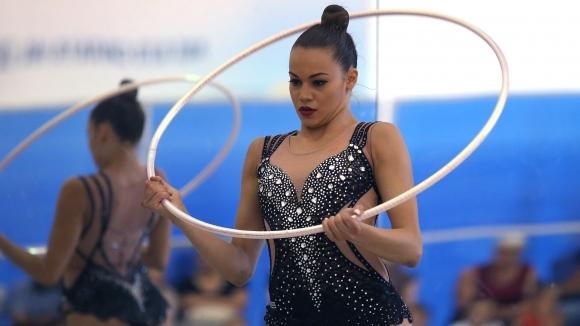 Първо контролно за националния отбор по художествена гимнастика
