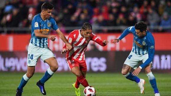 Атлетико пак остана без победа срещу Жирона