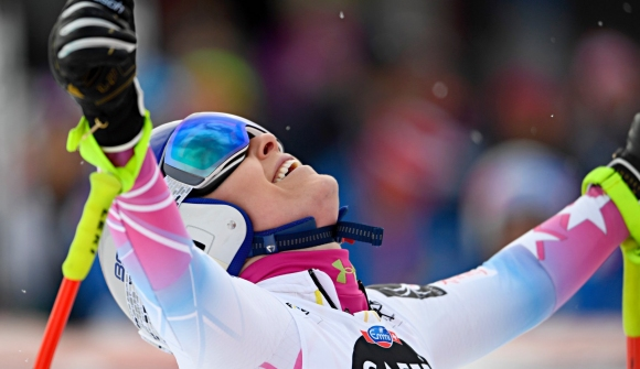 Снеговалежи отложиха завръщането на Линдзи Вон на пистата
