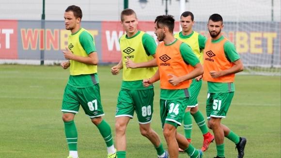 Двама играчи от втория отбор на Лудогорец не се появиха в Плевен